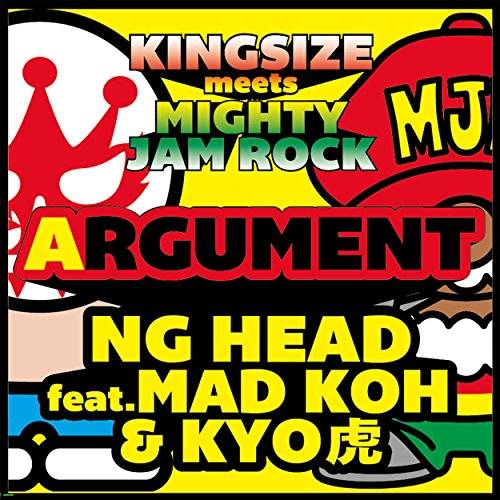 [Single] NG HEAD – ARGUMENT (feat. MAD KOH & KYO虎) (2015.12.09/MP3/RAR)