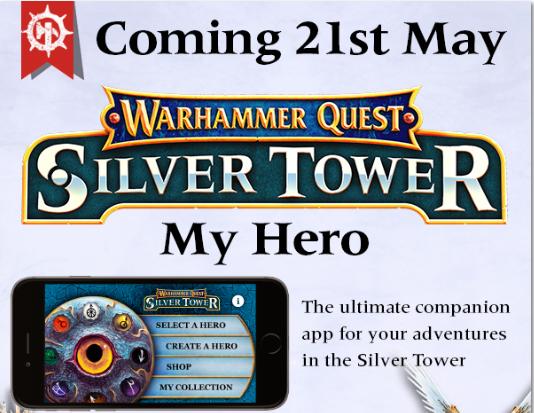 warhammer quest silver tower pdf