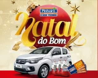 Promoção Pinheiro Supermercado Natal 2018 Carro Zero e Vales-Compras