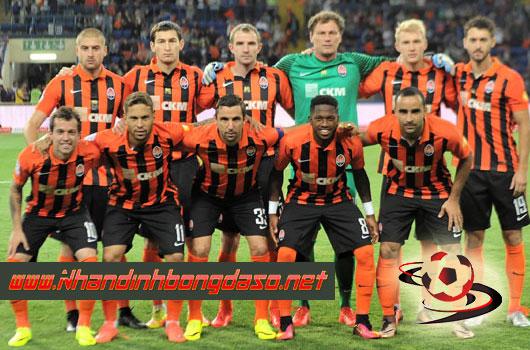 Shakhtar Donetsk vs Lyon 3h00 ngày 13/12 www.nhandinhbongdaso.net