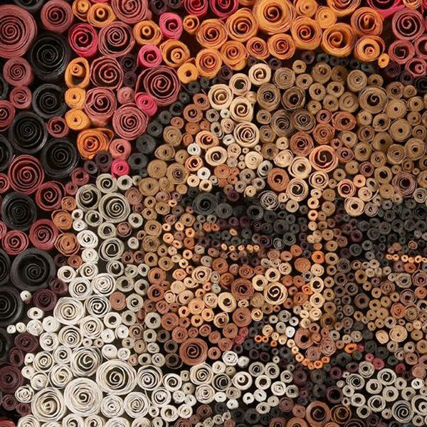 Simply Creative: Paper Roll Art of Amazing Culture of India