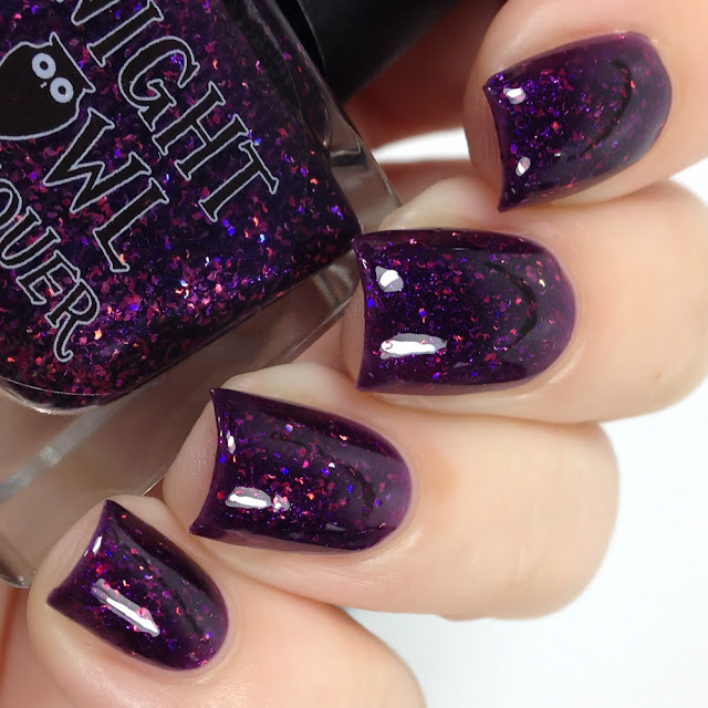 Night Owl Lacquer-Mismagius