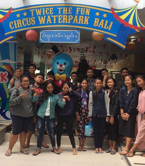Circus Waterpark Kuta Bali - Wisata Taman Air Untuk Keluarga Informasi Terbaru