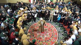 Imam Syâfi'i rahimahullah : Asas tasawuf adalah kemalasan