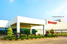 Lowongan Kerja PT SHARP Electronic Indonesia Karawang Terbaru 2021