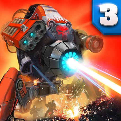 Defense Legend 3: Future War v2.5.5 Apk Mod [Dinheiro Infinito]