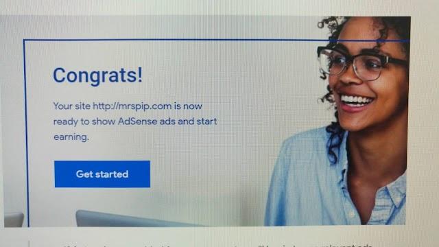 Google Adsense dah approve di blog || terima kasih Sifu Wayne Harraz