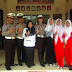 Unit Dikyasa Sat lantas Polres Tanjungpinang laksanakan kegiatan rutin sambang Sekolah sekolah yang berada di Tanjungpinang