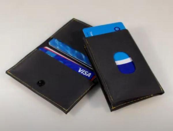 Mini wallet by SomeRandomnessByMe YouTube channel