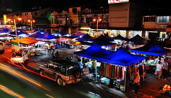 Senarai Lokasi Pasar Malam Di Ipoh, Perak