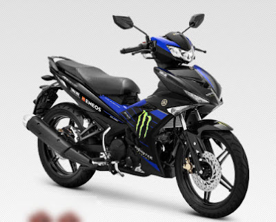 MX KING 150 MONSTER ENERGY YAMAHA MOTOGP EDITION