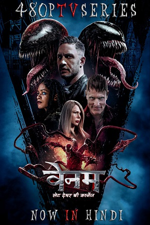 Venom 2: Let There Be Carnage (2021) Full Hindi Dual Audio Movie Download 480p 720p 1080p HDTS