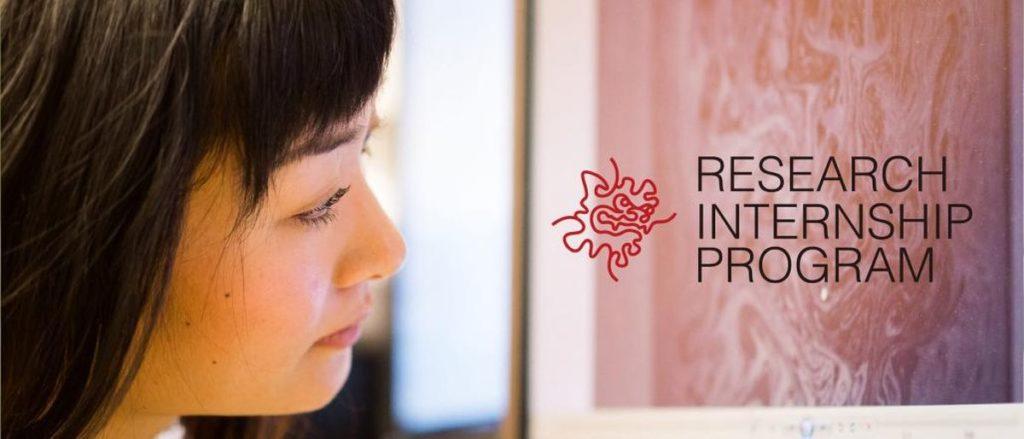 OIST Research Internship Program 2021