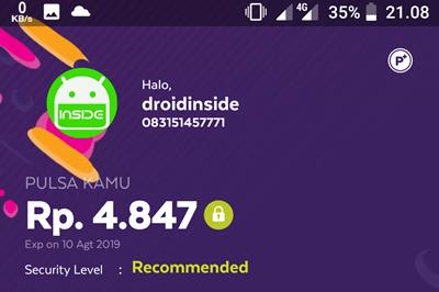 Nikmati banyak Fitur dan Bonus Axis Dengan Aplikasi Axisnet