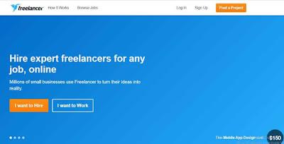 Daftar Kumpulan Situs Freelance Terbaik di tahun 2020 berikut ini adalah Daftar Kumpulan Situs Freelance terbaik selain itu terdapat berbagai macam jenis pekerja lepas yang bisa dicoba dan ada juga freelance yang memiliki gaji tinggi yang bisa dicoba