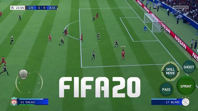 تحميل لعبة فيفيا 2020 للكمبيوتر download fifa 2020