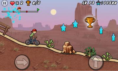 game balap sepeda android terbaik