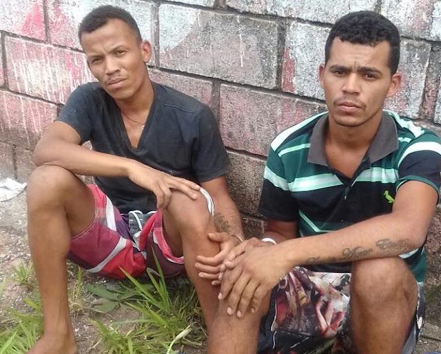 Polícia Civil prende em flagrante suspeitos de roubo na Pampulha