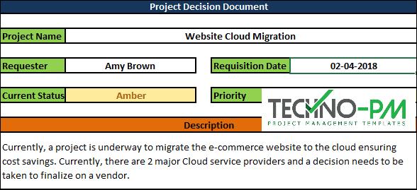 decision document, decision document template, decision document template word