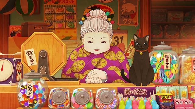 Anime: Revelado el opening de Fushigi Dagashiya Zenitendō