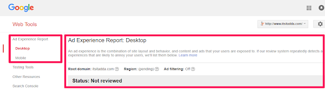 Ad%2BExperience%2BReport - Chrome to Filter Ads by Default - Publishers Revenue at Risk!