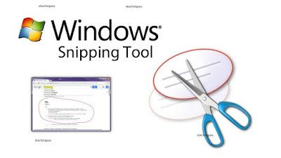 برنامج Sniptool لأخذ سكرين شوت لشاشة الكمبيوتر