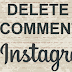 Delete Comment From Instagram (update)