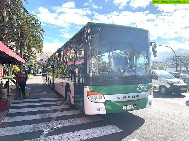 La Consejería de Obras Públicas, Transportes y Vivienda distribuye entre los cabildos los 47,5 millones de euros de ayuda que concede el Estado para el transporte por carretera