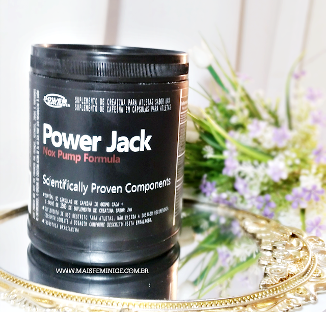 Suplemento Power Jack Nox Pump