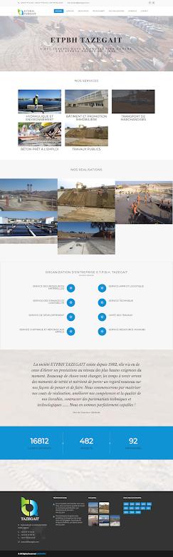 ETPBH TAZEGAIT Website