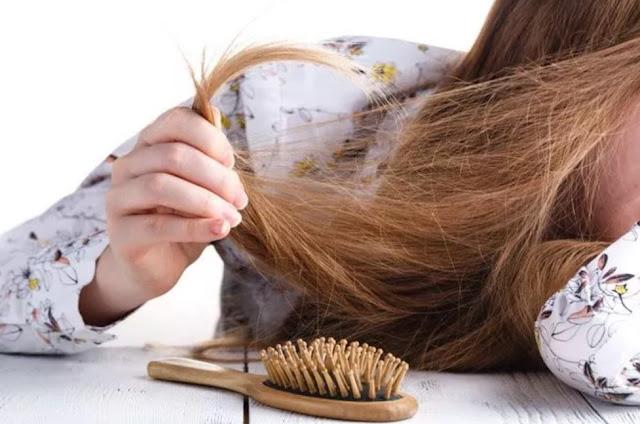 Cara mengatasi rambut rontok alami