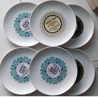 souvenir pernikahan piring surabaya