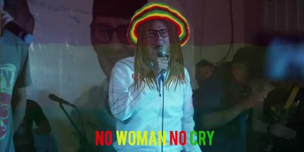 Tampil Ala Bob Marley, Netizen: Sandi Serba Bisa