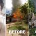 Lalaki na Iniwan ng Kanyang Asawa, Sinunog ang Sariling Bahay Habang Naka-FB Live!