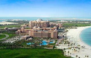 L'Emirates Palace (Abu Dabi)
