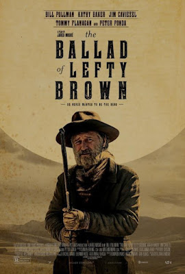The Ballad Of Lefty Brown 2017 DVD R2 PAL Spanish