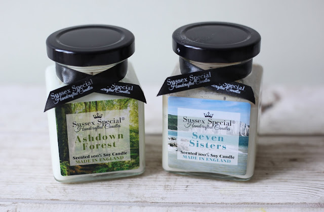 Sussex Special Candles