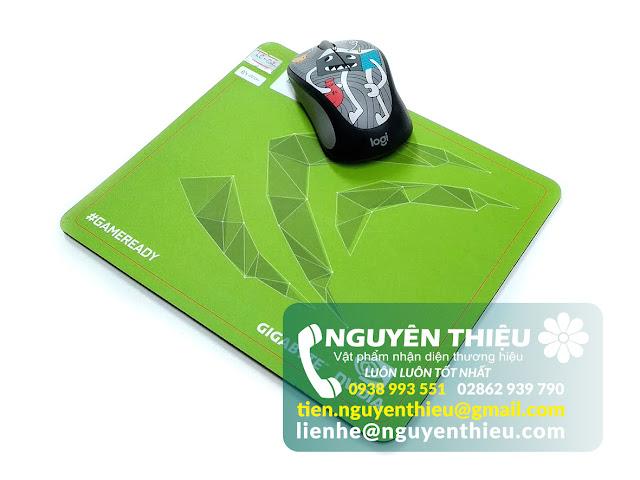 Chuyên sản xuất lót chuôt mouse pad giá rẻ, phân phối lót chuột máy tính mouse pad
