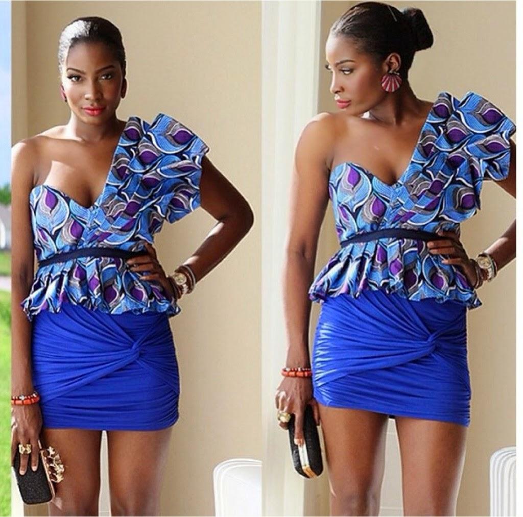 Lace dress nigeria  Reine Ornella reineornella on Pinterest