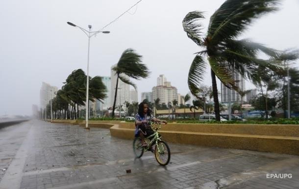 У Японії 900 тисяч будинків знеструмлено через тайфун