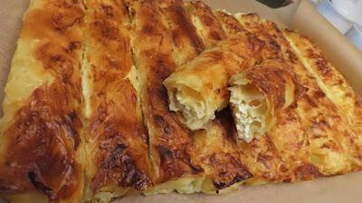 Napravite Super Rolice od Sira i Filo Kora | Make Perfect Phyllo-Dough Rolls with Cheese