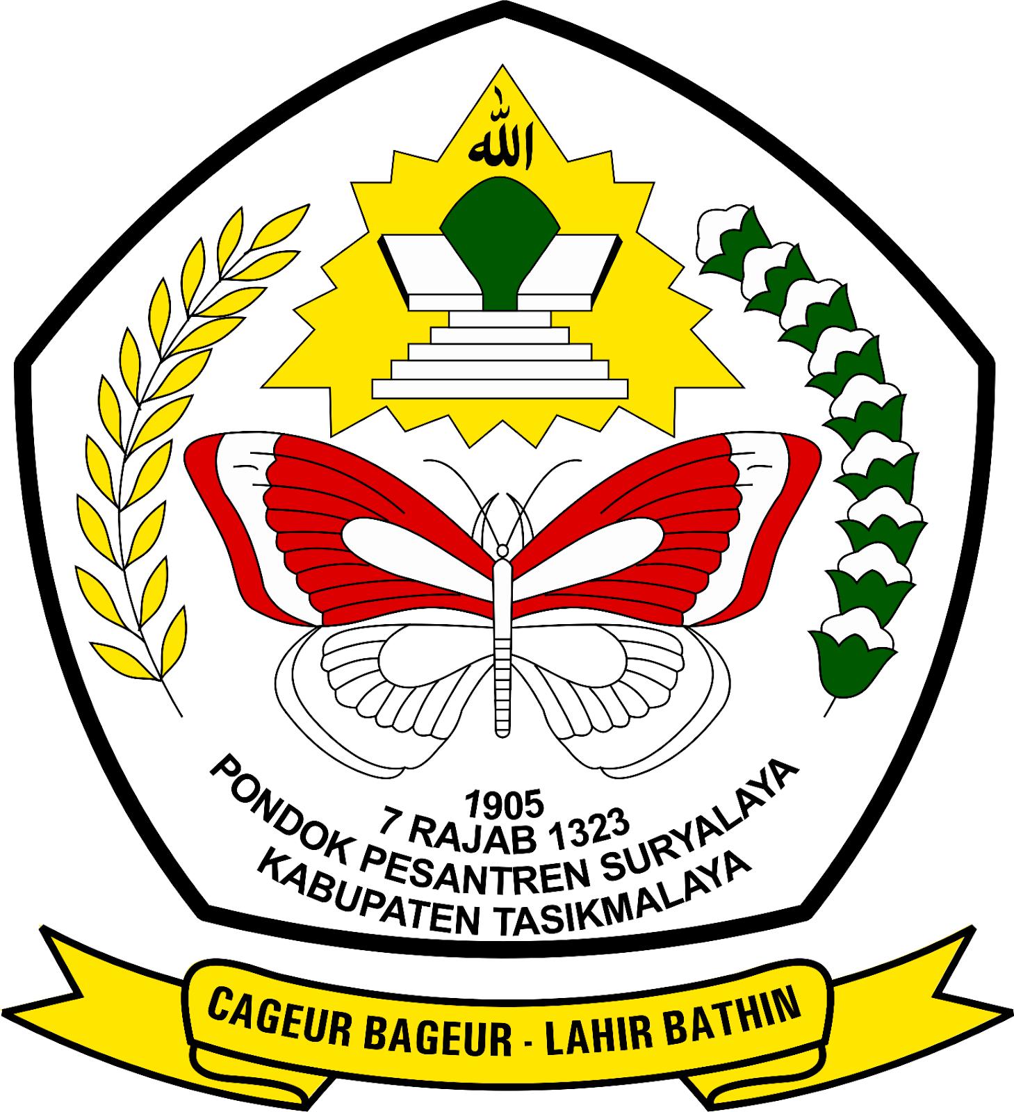 Logo Yayasan Suryalaya Vector Download