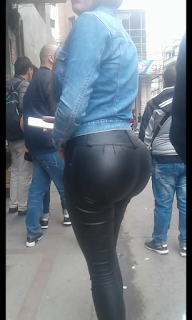 video señora nalgona pantalones
