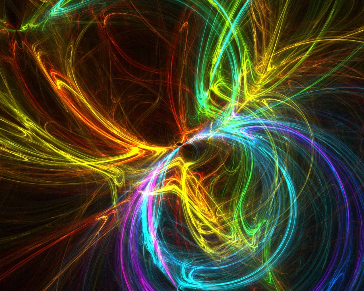 Colorful Swirls Wallpapers | HD Wallpapers Pics
