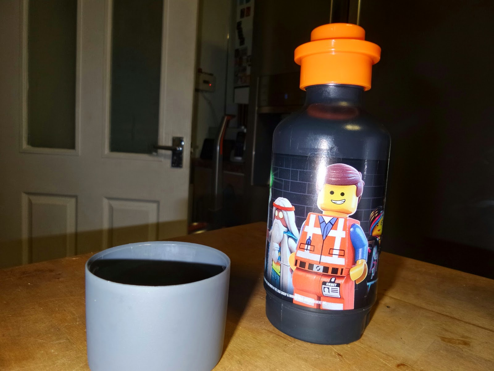 Lego Lunch Set Bottle from Store #Review