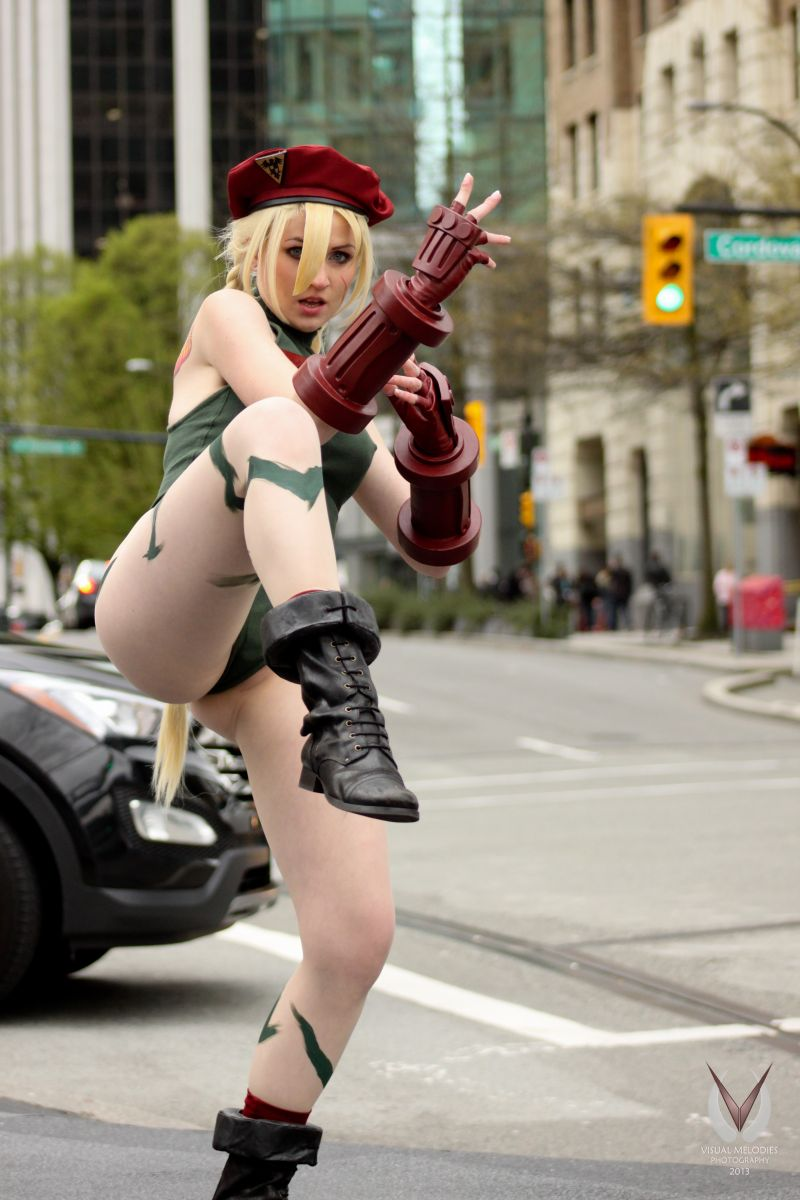 maryjane cosplay cammy white pics 05