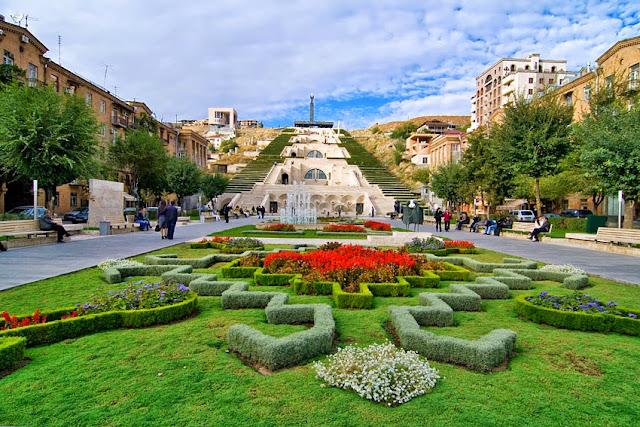 Ereván celebra su 2801 aniversario