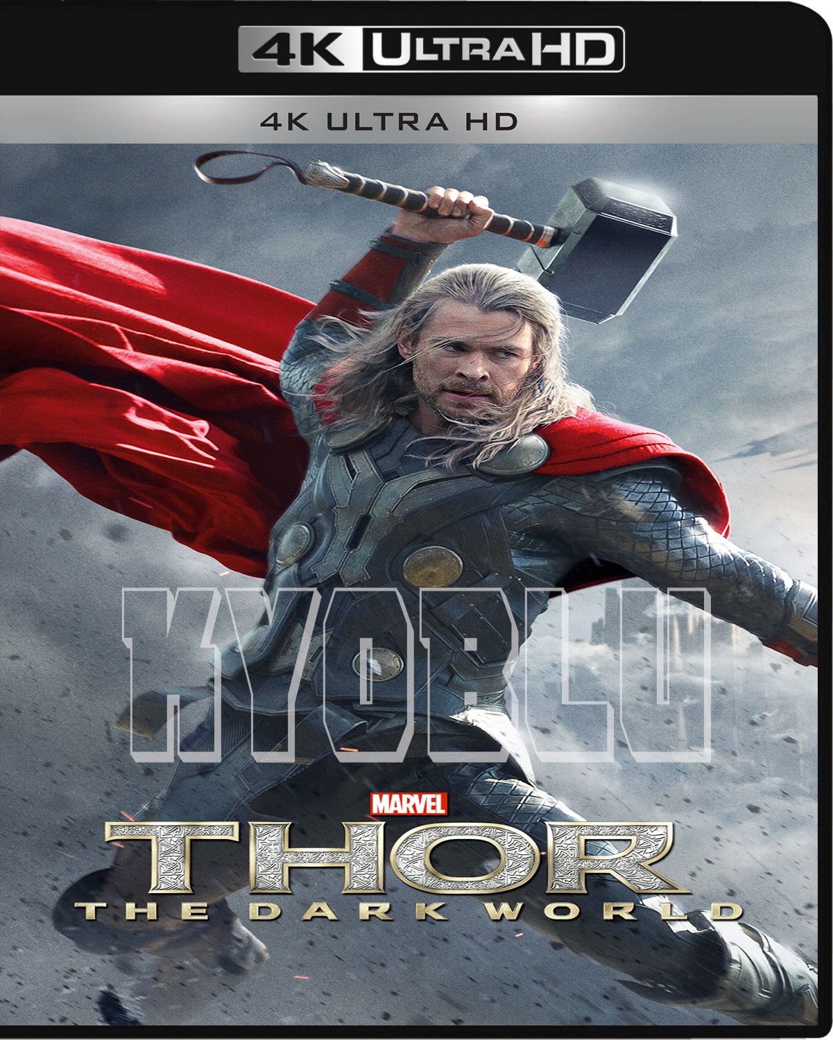 Thor: The Dark World [2013] [UHD] [2160p] [Latino]