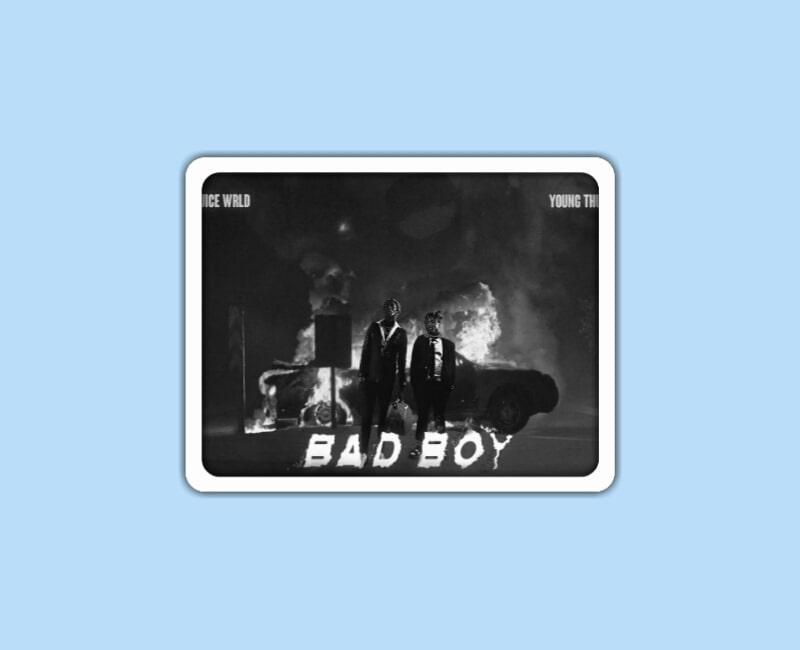 Juice WRLD and Young Thug – Bad Boy Lyrics