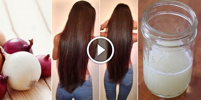 How To Straighten Hair By Using 1 Ingredient - See Remedy Below!